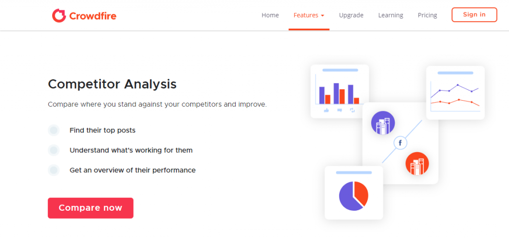 Competitor Analysis Tools for Social Media